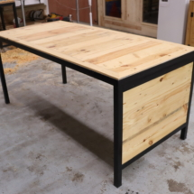 TABLE JUPE COTEE